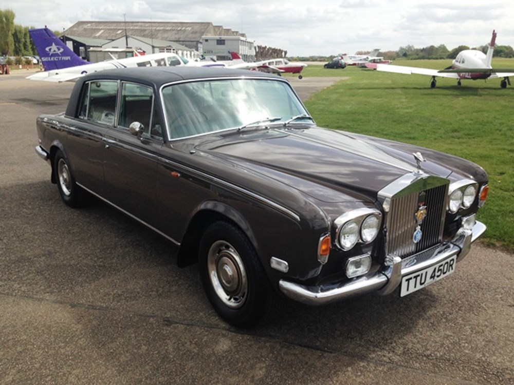 Lot 263 - 1976 Rolls-Royce Silver Shadow (Long wheelbase)