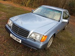 Navigate to Lot 298 - 1991 Mercedes-Benz 300 SE