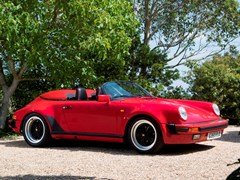Navigate to Lot 169 - 1989 Porsche 911 Turbo-body Speedster