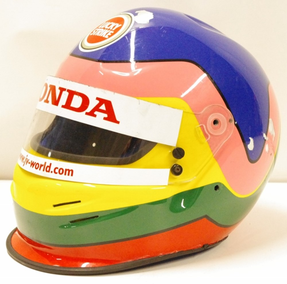 Lot 121. - Bell crash helmet