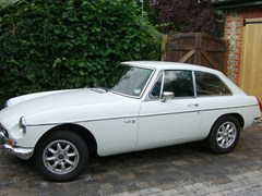 Navigate to Lot 359 - 1974 MG B V8 *WITHDRAWN*