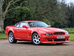 Navigate to Lot 159 - 1997 Aston Martin Vantage V550