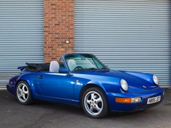 Navigate to Lot 253 - 1990 Porsche 911/964 Carrera 2 Cabriolet