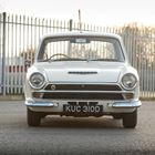 Ref 169 1966 Ford Lotus Cortina Mk. I MRP -