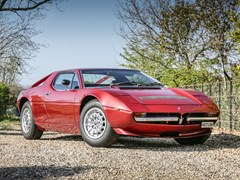 Navigate to Lot 225 - 1984 Maserati Merak SS