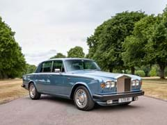 Navigate to Lot 139 - 1981 Rolls-Royce Silver Shadow II
