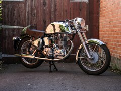Navigate to  1965 Royal Enfield Cafe Racer (500cc)