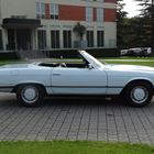 REF 17 1973 Mercedes Benz 350 SL Roadster -