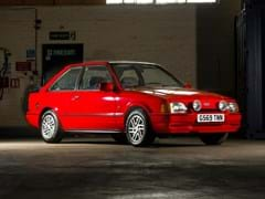 Navigate to Lot 123 - 1990 Ford Escort XR3i