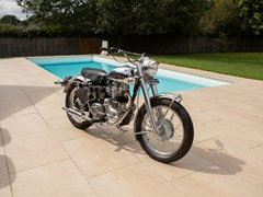 Navigate to Lot 105 - 1976 Royal Enfield Silver Bullet (350cc)