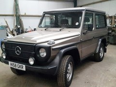 Navigate to Lot 284 - 1990 Mercedes-Benz 300GD G-Wagon