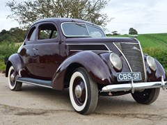 Navigate to Lot 225 - 1937 Ford 78-770 Coupé
