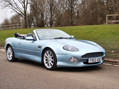 Navigate to Lot 251 - 2002 Aston Martin DB7 Vantage Volante