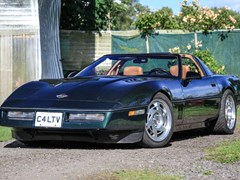 Navigate to Lot 176 - 1990 Chevrolet Corvette C4 ZR1