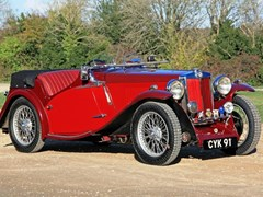 Navigate to Lot 272 - 1936 MG NB Magnette