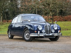 Navigate to Lot 216 - 1961 Jaguar Mk. II Saloon 2.4 litre