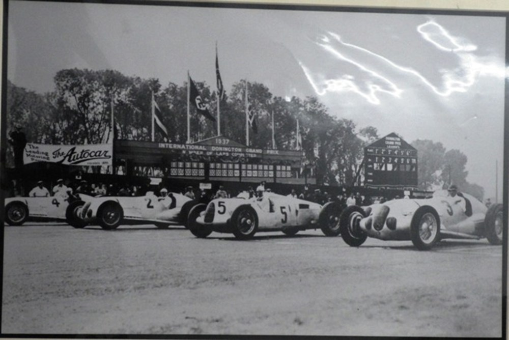 Lot 69 - Donington Grand Prix.