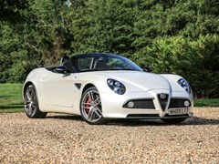 Navigate to Lot 194 - 2009 Alfa Romeo 8C Spider