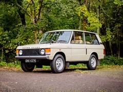 Navigate to Lot 195 - 1972 Range Rover Classic (Suffix A)