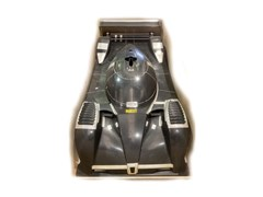 Navigate to Carbon fibre wind tunnel model of Le Mans Bentley