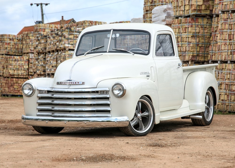 Lot 138 - 1951 Chevrolet 3100 Stepside Pick-Up