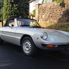 Ref 74 1981 Alfa Romeo Spider Junior 1600 Series II -