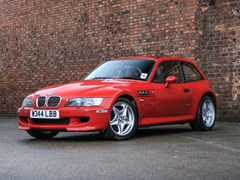 Navigate to Lot 211 - 2000 BMW Z3 M Coupé