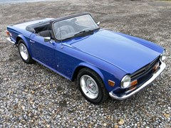 Navigate to Lot 205 - 1975 13093 TR6