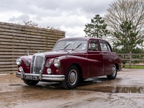 Ref 77 1962 Daimler DQ450 Majestic Major EBS