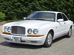 Navigate to Lot 292 - 1995 Bentley Continental R