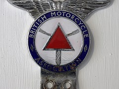 Navigate to Motorcycle badge