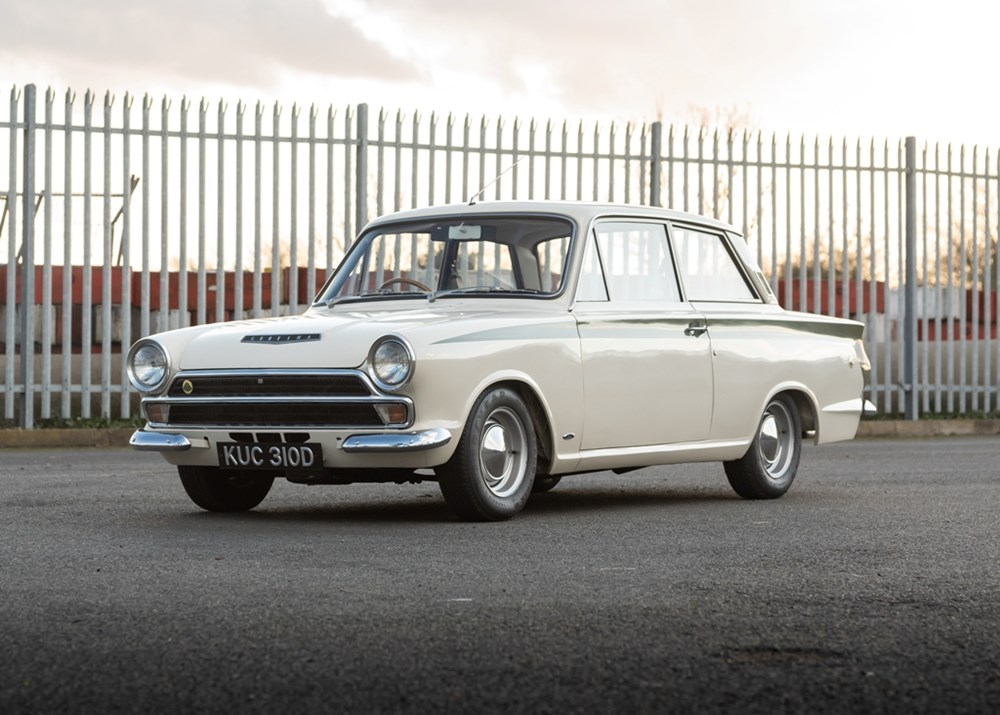 Lot 180 - 1966 Ford Lotus Cortina Mk. I