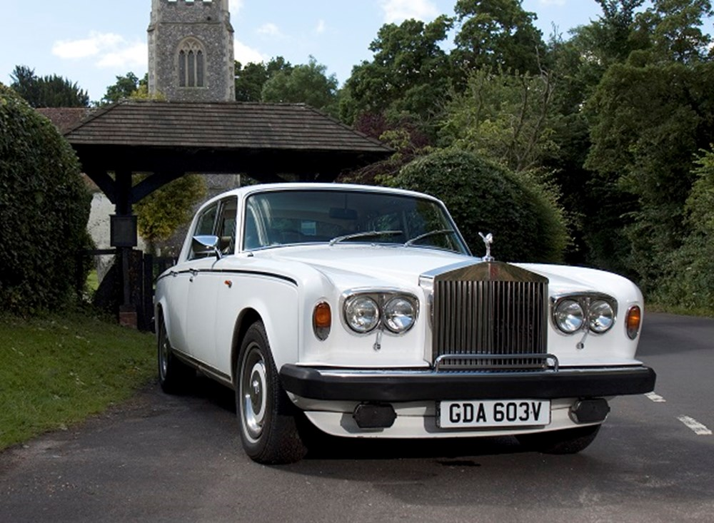 Lot 348 - 1979 Rolls-Royce Silver Shadow II Anniversary