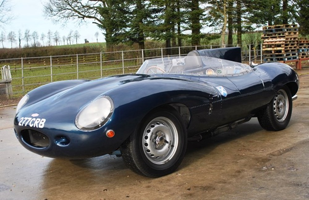 Lot 171 - 1976 Jaguar D-Type Replica