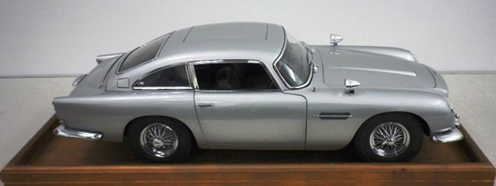 Lot 57 - James Bond Aston Martin DB5.