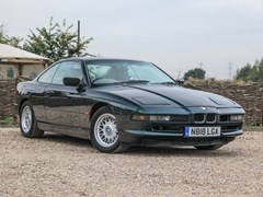 Navigate to Lot 103 - 1995 BMW 840 Ci