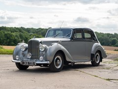 Navigate to Lot 121 - 1953 Bentley R-Type Saloon (Standard Steel )