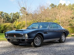 Navigate to Lot 278 - 1973 Aston Martin V8 Series II
