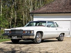 Navigate to Lot 262 - 1978 Cadillac Coupé de Ville