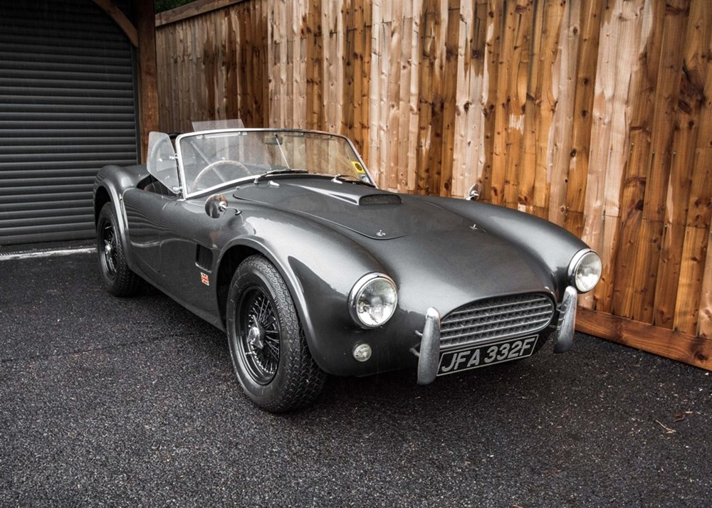 Lot 248 - 1967 AC Cobra 289 by BRA