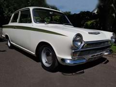 Navigate to Lot 164 - 1966  Ford Lotus Cortina Mk. I