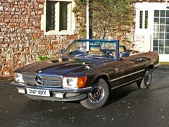 Navigate to Lot 248 - 1982 Mercedes-Benz 380 SL Roadster