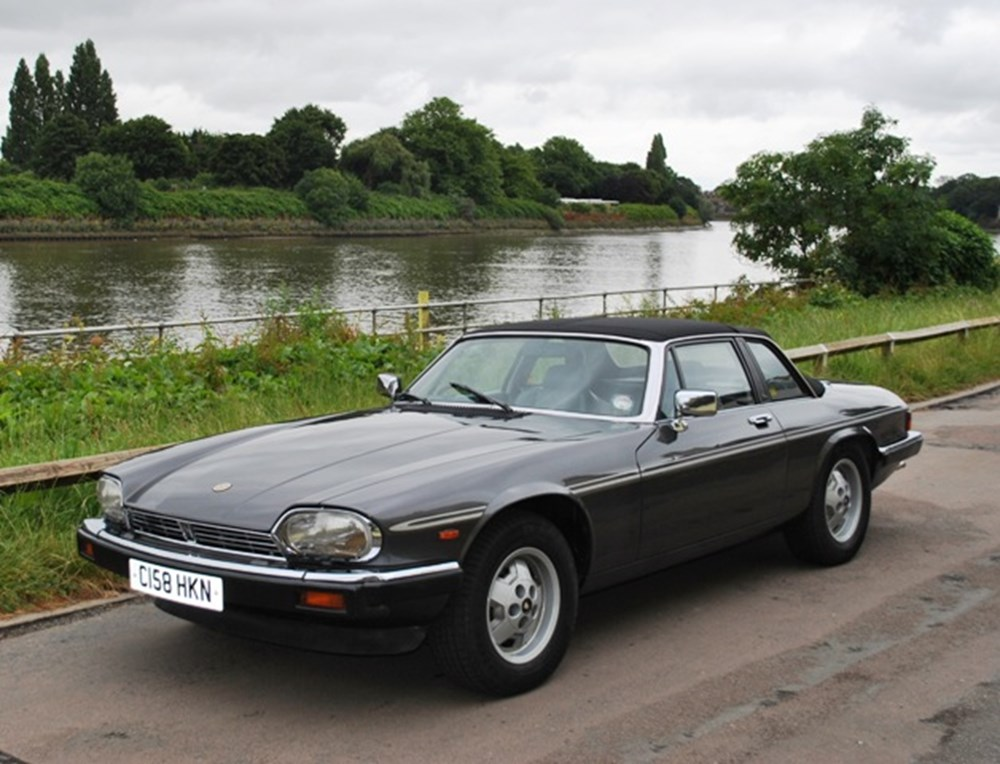 Lot 222 - 1985 Jaguar XJ-SC V12
