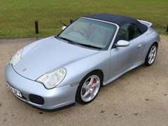 Navigate to Lot 217 - 2004 Porsche 911/996 Carrera 4S Cabriolet