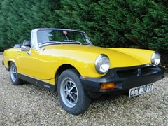 Navigate to Lot 210 - 1979 MG Midget Mk.IV