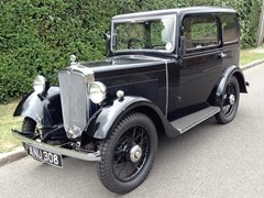 Navigate to Lot 201 - 1934 Morris Minor Saloon