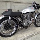 REF 263 1947 Les Graham ' Cadwell' Matchless -
