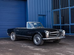 Navigate to Lot 206 - 1967 Mercedes-Benz 250 SL Pagoda
