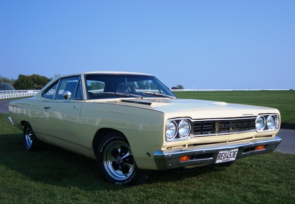 Lot 395 - 1968 Plymouth Roadrunner
