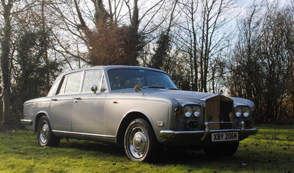Lot 299 - 1974 Rolls-Royce Silver Shadow
